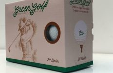New Eco Frendly Golf Balls by Green Golf