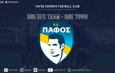 PAFOS FC ENTERS E-SPORTS